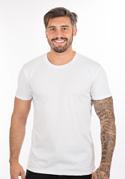 nézet - Férfi póló fehér