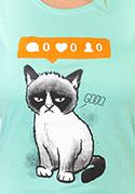 náhled - Grumpy női póló