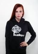 náhled - Tisztelet női pulóver