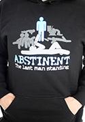náhled - Absztinens férfi pulóver