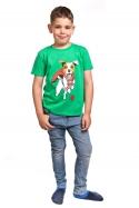 nézet - Jack Russell gyerek póló