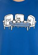 nézet - Elválaszthatatlan haverok férfi póló