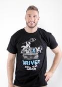 náhled - Driver férfi póló