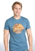 náhled - Pizza férfi póló