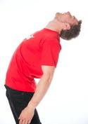 náhled - Coma férfi póló piros