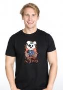 náhled - Serious férfi póló