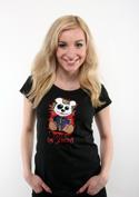 náhled - Serious női póló