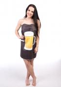náhled - Beer Help mikroszálas törölköző