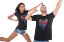 náhled - Superman Inside férfi póló fekete