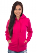 nézet - Majmok női pulóver rózsaszín – hát