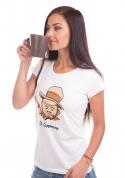 náhled - Al Cappuccino női póló