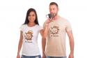 náhled - Al Cappuccino férfi póló