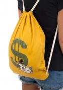 náhled - Dollár táska hátizsák sárga