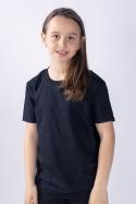 náhled - Gyerek póló fekete