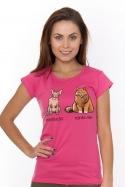 náhled - Fizetés női póló