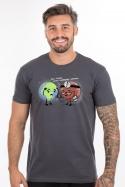 náhled - Diagnózis férfi póló