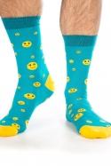 náhled - Boldog emoji zokni