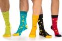 náhled - Szerelmes emoji zokni