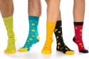 náhled - Emoji szett 5 pár zokni