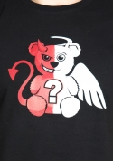 náhled - Angyal vagy ördög férfi póló