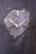 náhled - Panther inside férfi póló