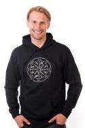 náhled - Alkoholos iránytű férfi pulóver