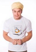 náhled - Pingvin férfi póló