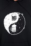 náhled - Jin jang Sör férfi pulóver