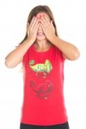 náhled - ChameleON ChameleOFF női BIO póló