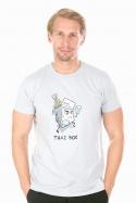 náhled - Thai box férfi póló