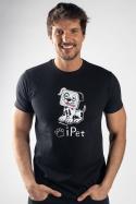 náhled - iPet férfi póló