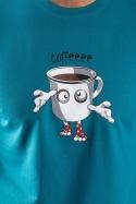 náhled - Zombie coffee férfi póló