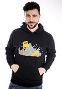 náhled - Erdei harmónia férfi pulóver