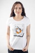 náhled - Pingvin női póló