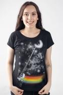 náhled - Unicorn Universe női póló