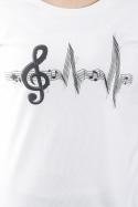 náhled - A zene az életem női póló