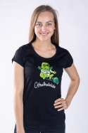 náhled - Cthulhululu női póló