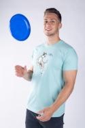 náhled - Repülő csészealj férfi póló