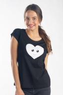 náhled - Szív női póló