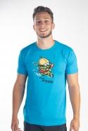 náhled - Fast food férfi póló