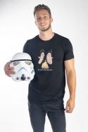 náhled - Dark side férfi póló