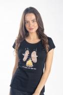 náhled - Dark side női póló