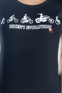 náhled - Bikers evolution női póló