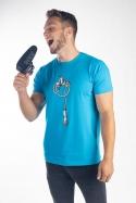 náhled - A zuhanny alatt férfi póló