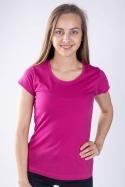 náhled - Női póló fukszia