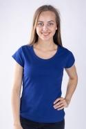 náhled - Női póló kék