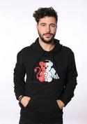 náhled - Angyal vagy ördög férfi pulóver