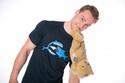 nézet - Halak férfi póló