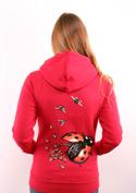 nézet - Ladybird Factory női pulóver
