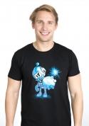 náhled - Időzített bomba férfi póló